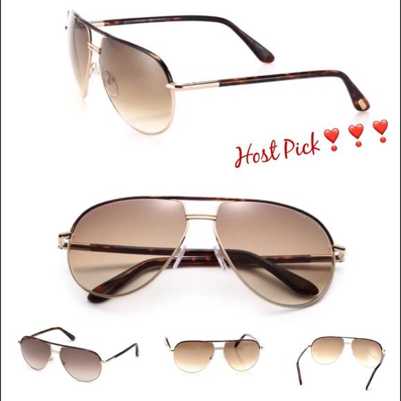 2e913c266e6 Tom Ford Cole 61MM Sunglasses TF285 52K Unisex